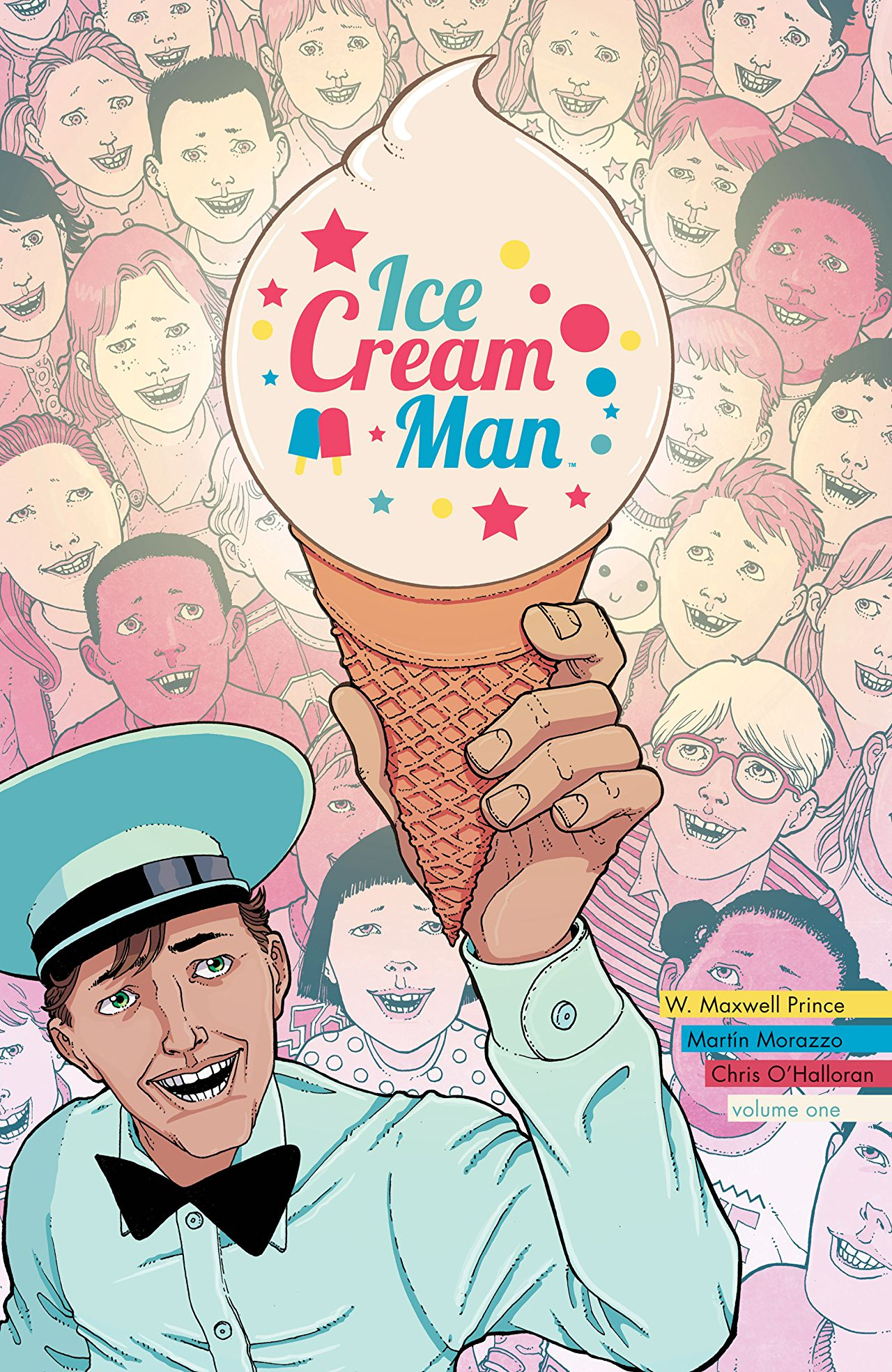 Minisode 24 | Ice Cream Man Volume 1: Rainbow Sprinkles