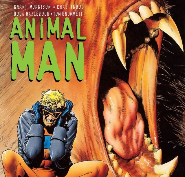 Episode 199 | Goodreads Book of the Month – Animal Man Volume 1