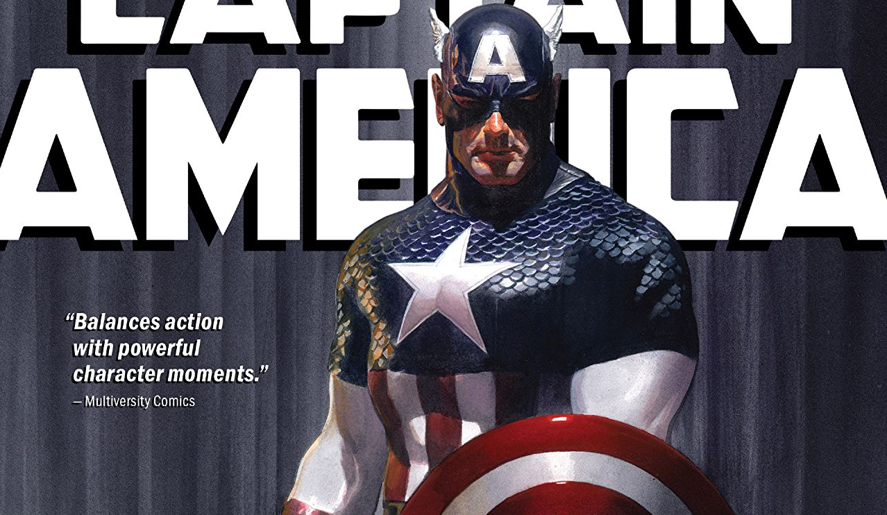 Episode 208 | Goodreads Book of the Month: Captain America Vol 1. Winter In America