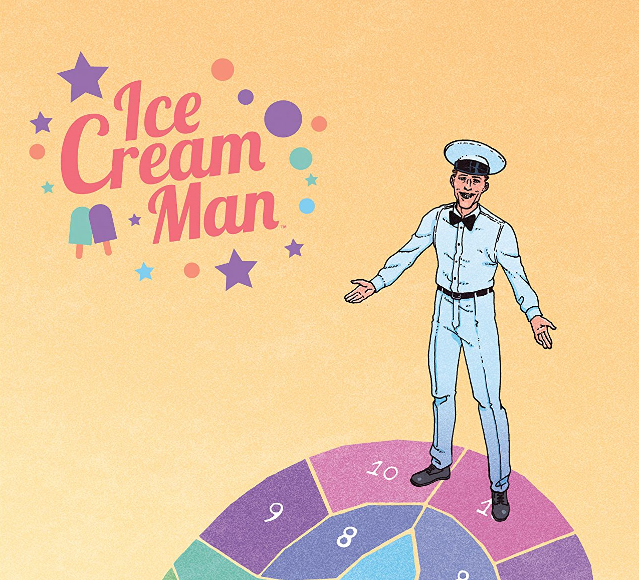 Minisode 28 | Ice Cream Man Volume 3: Hopscotch Mélange