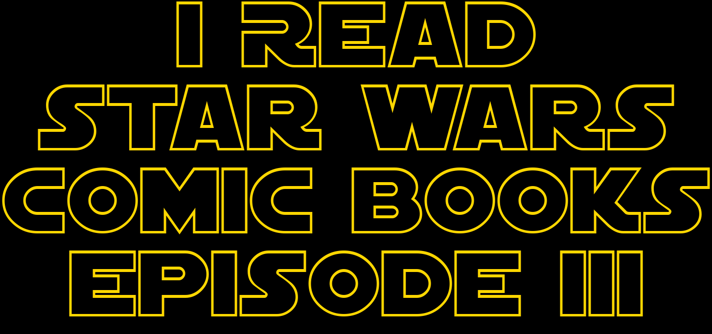 I Read Star Wars Comic Books Episode III | The Old Republic