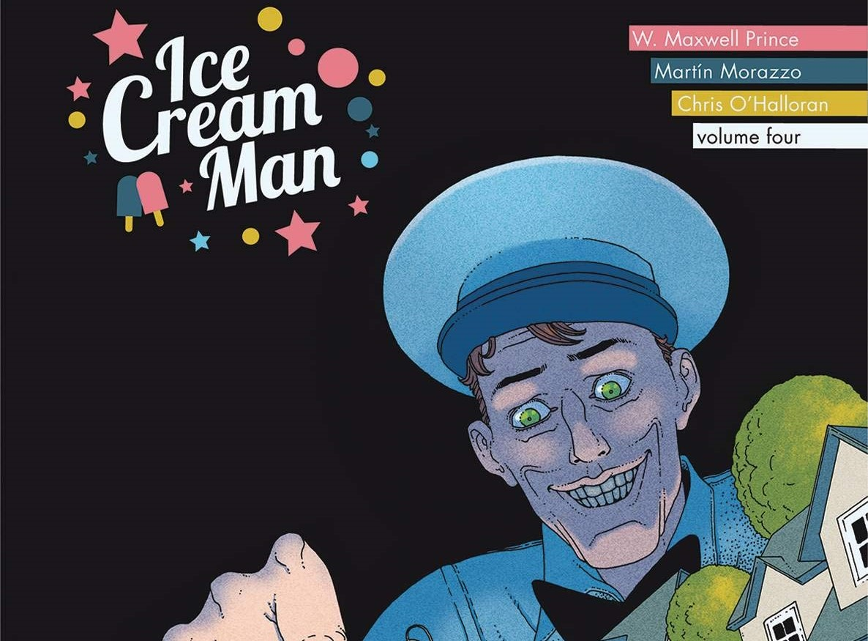 Minisode 36 | Ice Cream Man Vol. 4: Tiny Little Lives