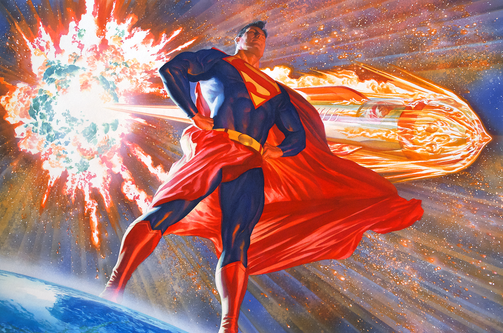 Minisode 39 | Get You A Superman Who Can Do Both: Superman's Kryptonian Heritage