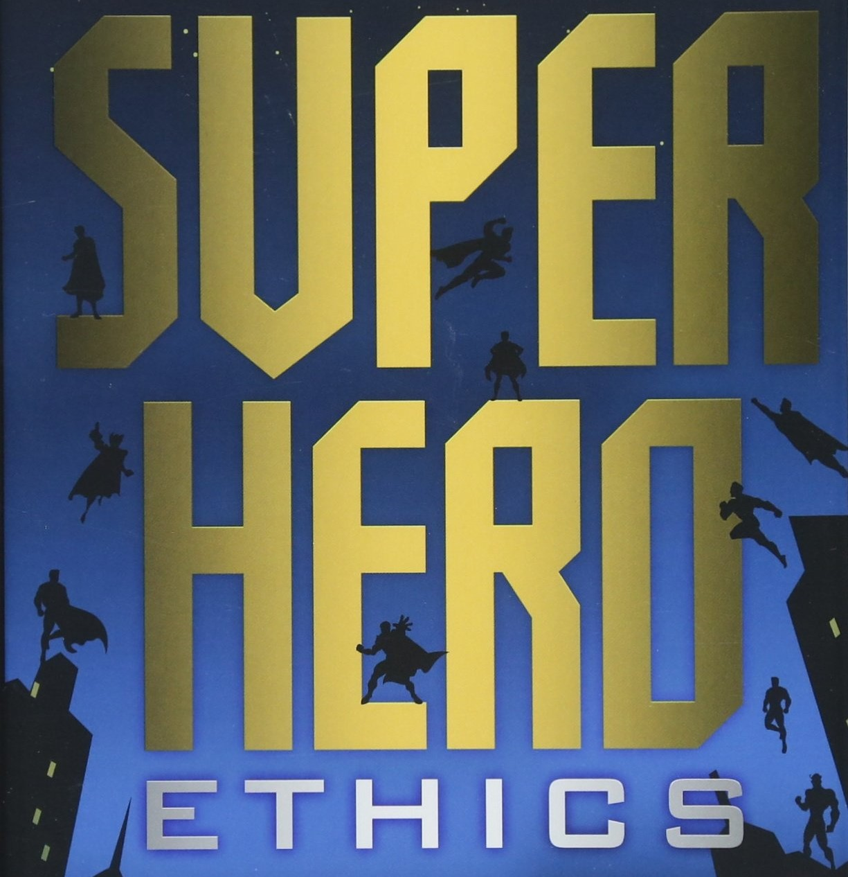 Minisode 42 | Special Guest Dr. Travis Smith – Superhero Ethics