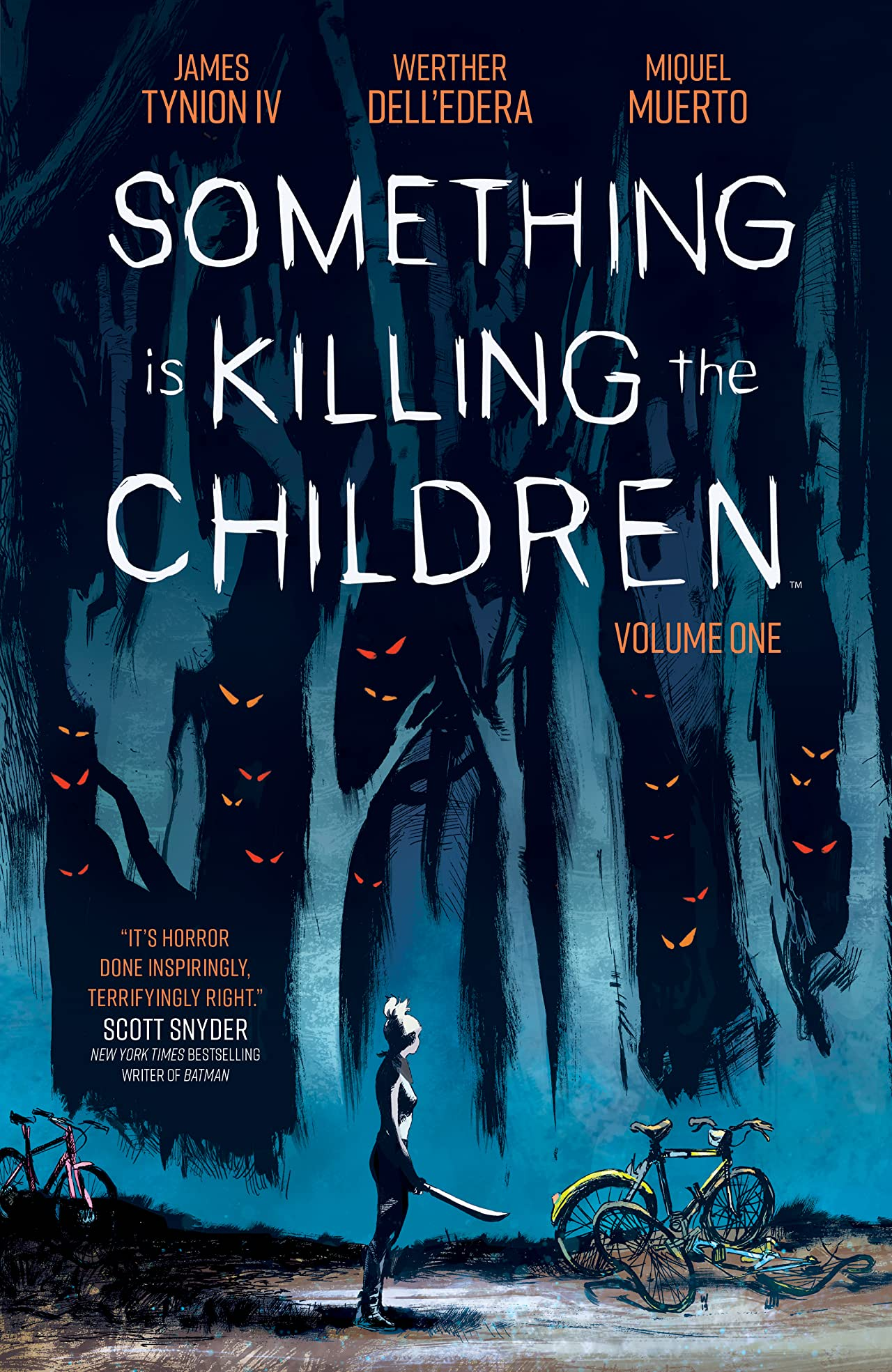 Episode 259 | Goodreads Book of the Month: Something Is Killing The Children Vol. 1