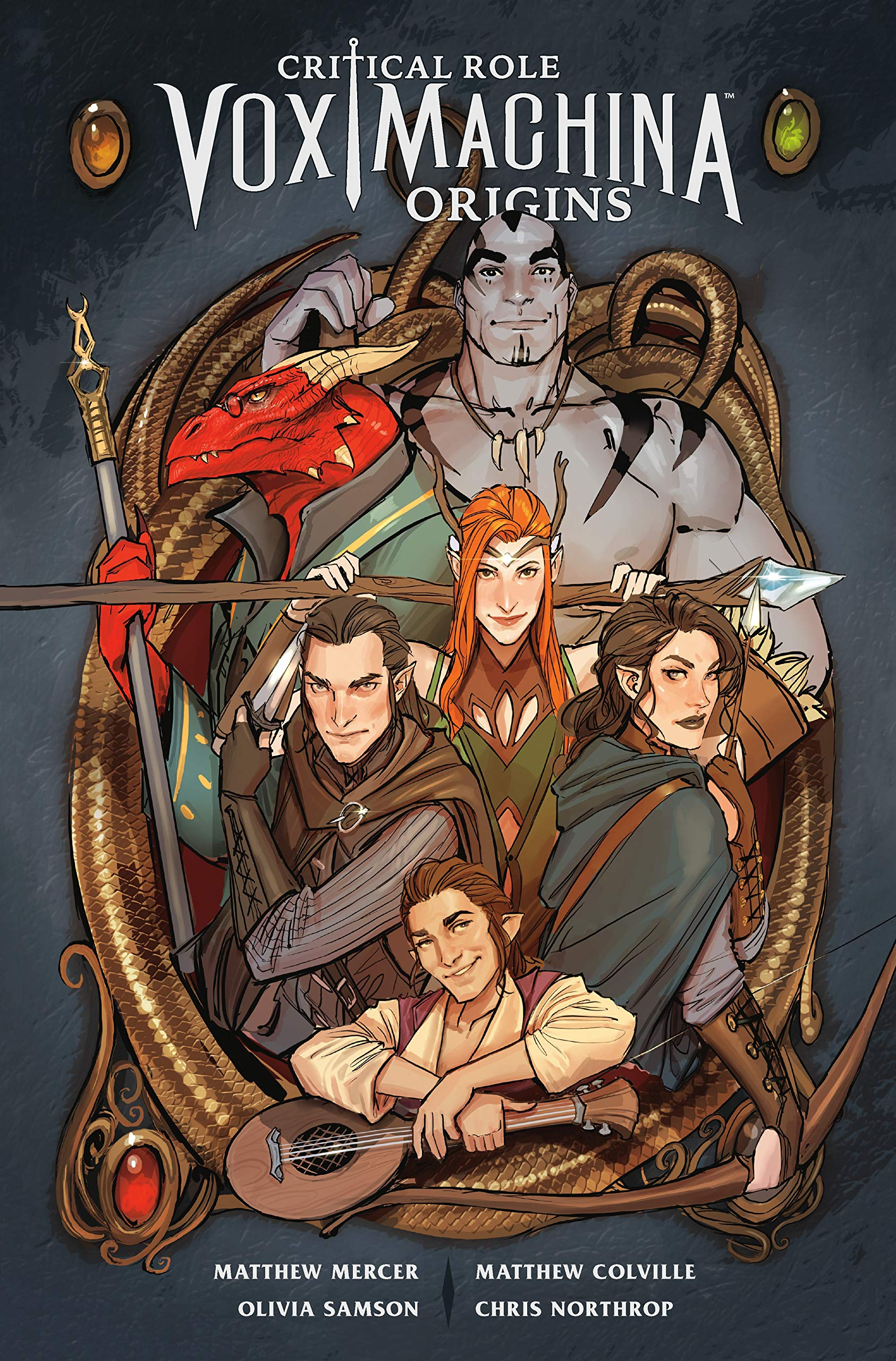 Minisode 43 | D&D Comics: Vox Machina vs. Dungeons & Dragons