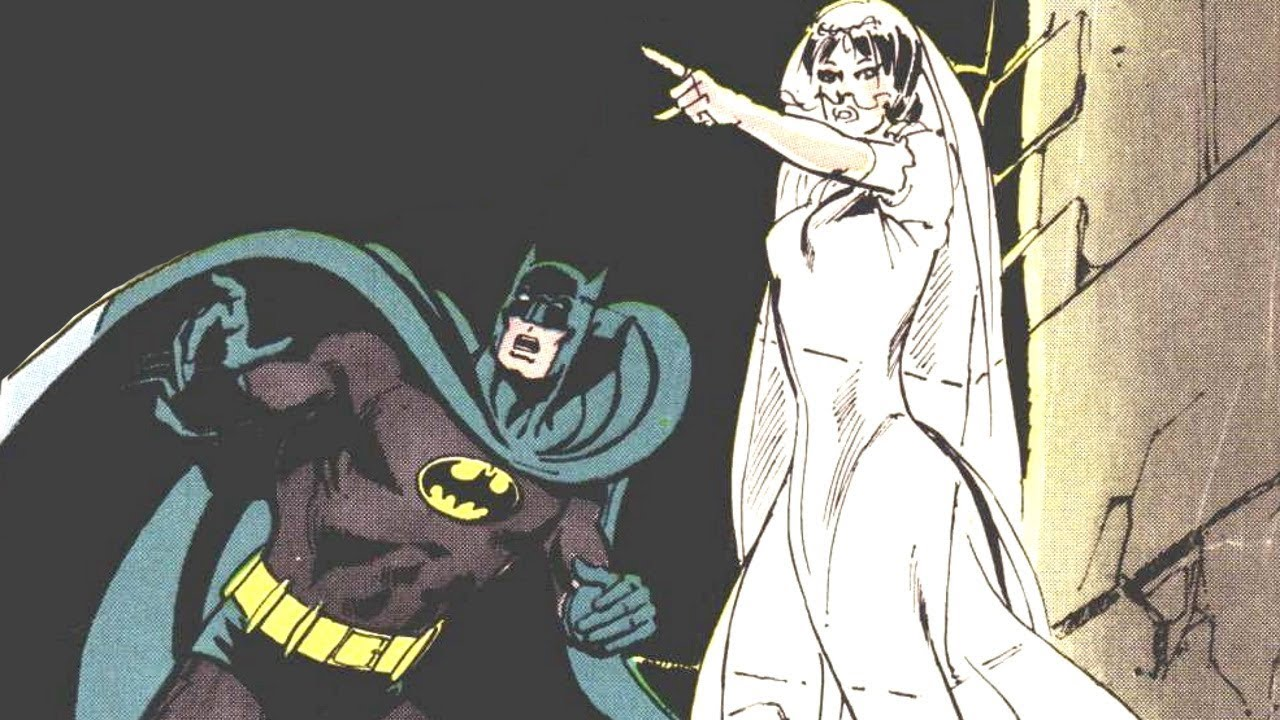Episode 264 | Batman Fell In Love With a Ghost Lady