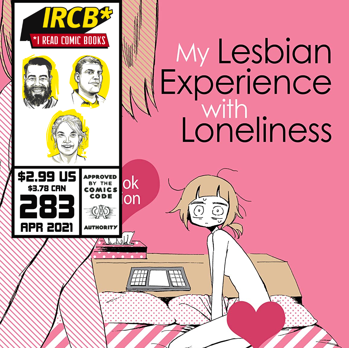Episode 283 | Goodreads Book of the Month – My Lesbian Experience with Loneliness
