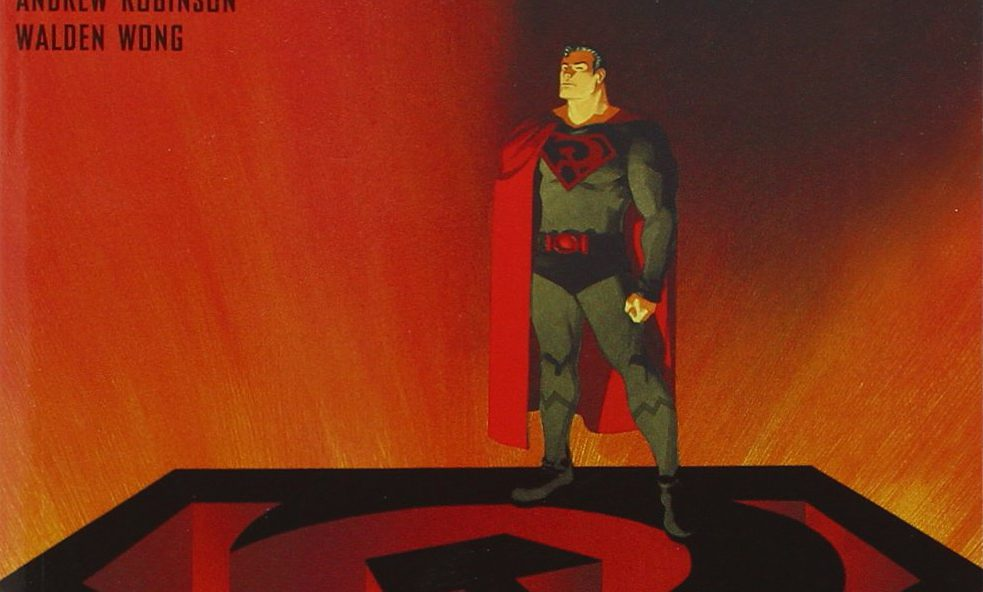 Episode 121 | Goodreads Book of the Month: Superman: Red Son