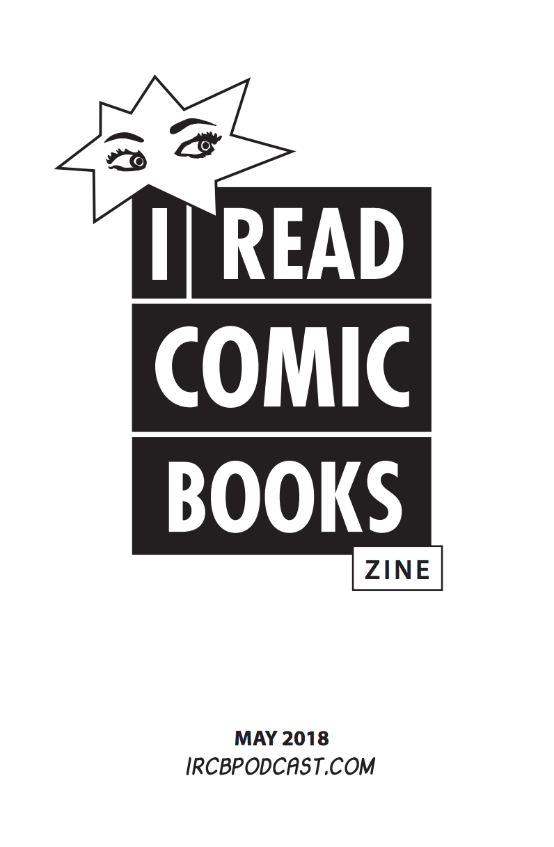 IRCB Zine - May 2018