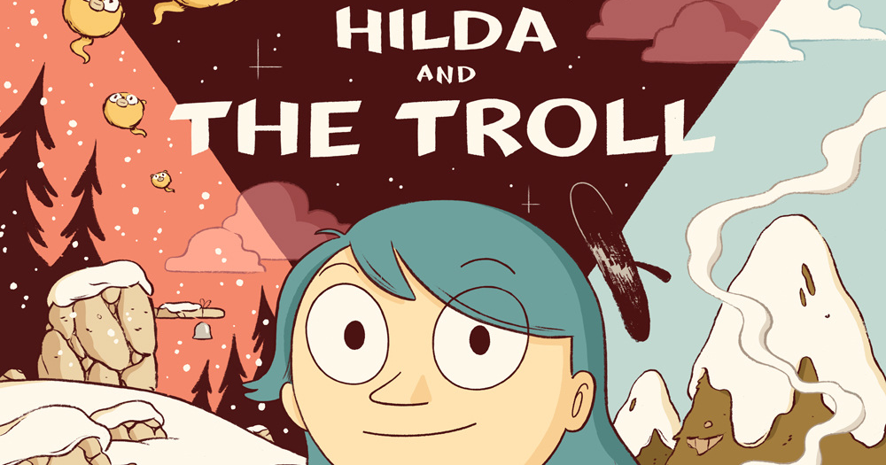 Episode 138 | Goodreads Pick of the Month: Hilda and the Troll