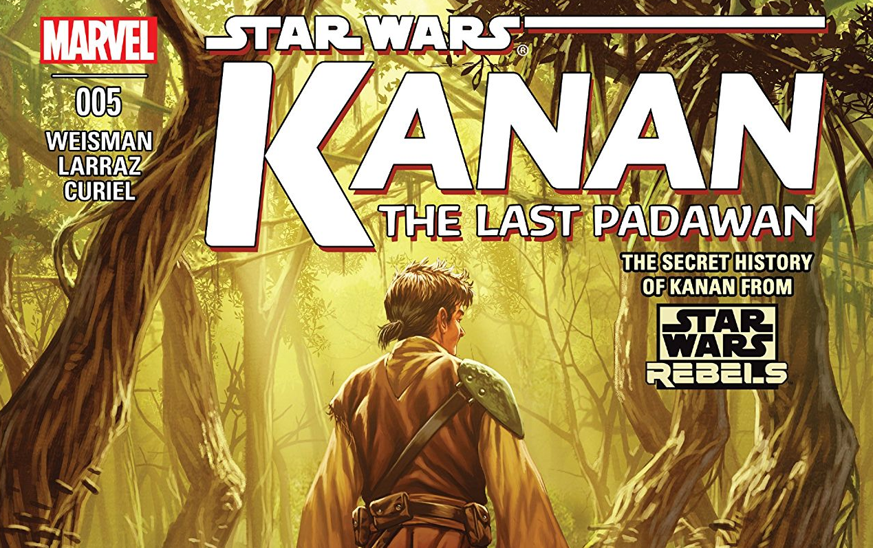 Minisode 19 | Kanan: The Last Padawan & Star Wars canon
