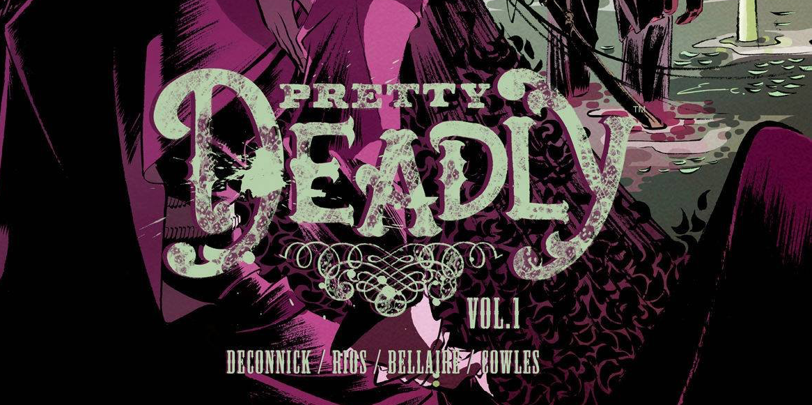 Episode 158 | Goodreads BotM – Pretty Deadly Volume 1: The Shrike