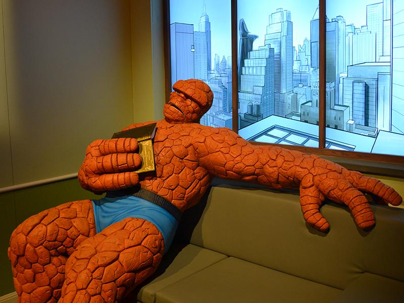 Episode 162 | Ben Saunders and Seattle's MoPOP Marvel Exhibit